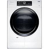 Whirlpool HSCX10431 10kg Condenser Tumble Dryer, White