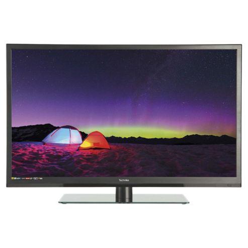 Technika 32E21B-FHD 32 Inch Full HD 1080p Slim LED TV With Freeview