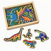 Magnetic Wooden Dinosaur - Melissa & Doug
