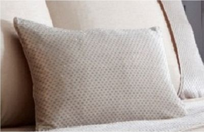 Luxe filled cushion - gold