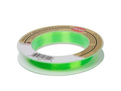 Penn International Shockleader Solar Green Line - 60lb