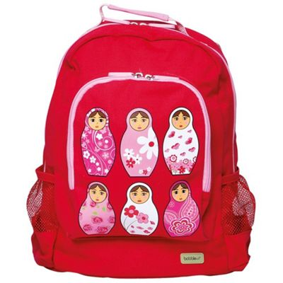Kids Canvas Backpack – Russian Dolls |Girl's Backpacks | Children's Gifts