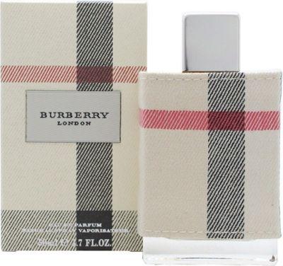 Burberry London Eau de Parfum (EDP) 50ml Spray For Women
