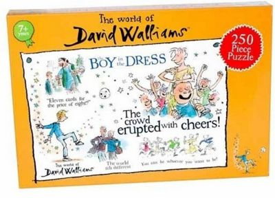 David Walliams - The Boy in the Dress - 250pc Puzzle