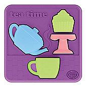 Green Toys Tea Party 3D Puzzle