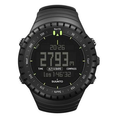 buy men s watches from our men s watches range tesco suunto core all black compass watch