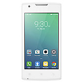 Tesco Mobile Lenovo A Plus White