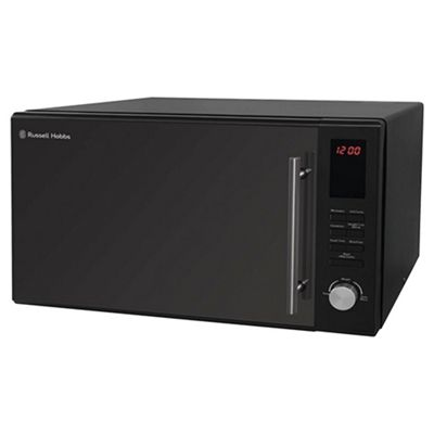 Russell Hobbs RHM3003B, 30 Litre Digital Combination Microwave, Black