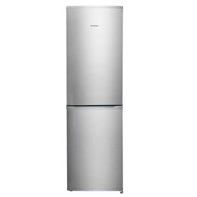 Hoover Frost Free Fridge Freezer, HFF195XK - Stainless Steel