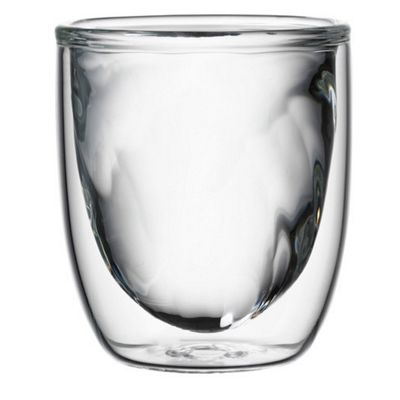 Set of 2 QDO Elements Double-Walled Glass - Fire, 210ml