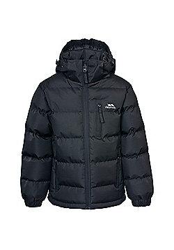 Trespass Boys Tuff Insulated Jacket - Black