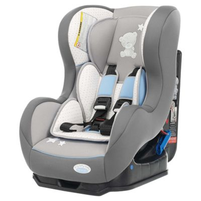 Buy Obaby Group 0+ / 1 Combination Car Seat, Tiny Tatty Teddy Grey