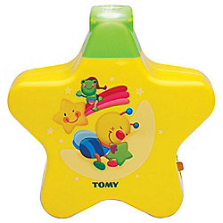 Tomy Star Dreamshow Yellow