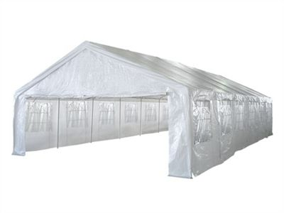 Palm Springs Heavy Duty 20' X 40' Marquee W/ Sides