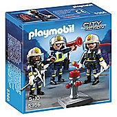 Playmobil 5366 City Action Firemen Team