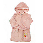 Children's Dressing Gown 3-4yrs- Pink Princess
