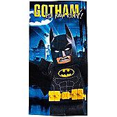 Lego Batman Movie Hero Beach Towel