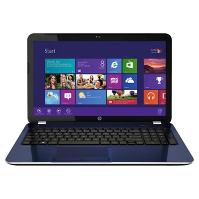 HP Pavilion 15-e031sa 15.6'' Intel Core i5 6GB/750GB Windows 8 Blue Notebook