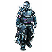 Killzone Scale Model Hazmat Trooper Figure - Action Figures