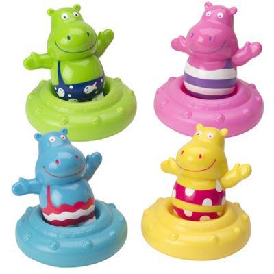 Alex Whistling Hippos