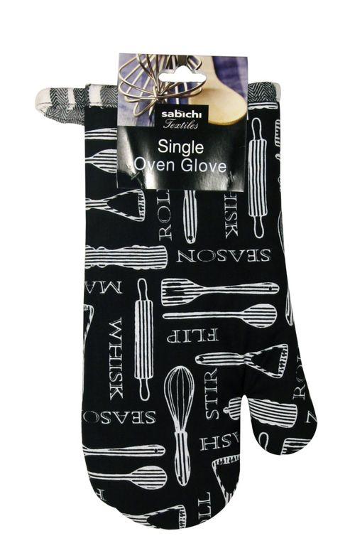 Sabichi Gastro Single Oven Glove