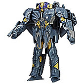 Transformers: The Last Knight -- Knight Armor Turbo Changer Pluto Figure