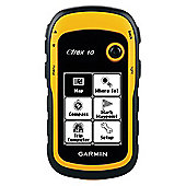Garmin Etrex 10 Hiking GPS device