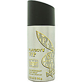 Playboy VIP Platinum Edition Deodorant Spray 150ml For Men