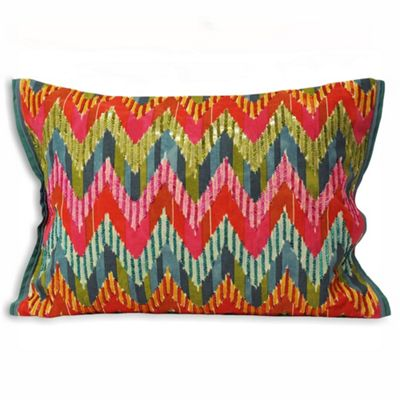 Riva Home Indian Collection Bhadra Multicolour Cushion Cover - 35x50cm
