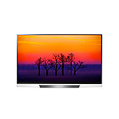 """LG-OLED65E8PLA 65"""" Smart 4K OLED TV with Active HDR with Dolby Atmos Cinematic Sound"""