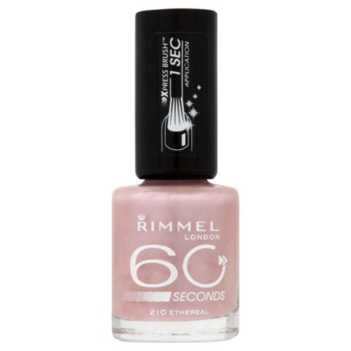 Rimmel 60 Seconds Nail Polish Ethereal