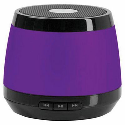 HMDX JAM Classic Wireless Bluetooth Speaker, Purple