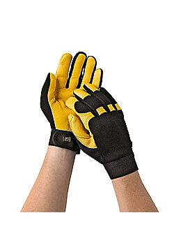 Gold Leaf Soft Touch Gardening Gloves Ladies