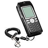 Cisco 7925G Leather Carry Case Universal phone - Black