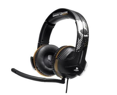 Thrustmaster Y-350P 7.1 Powered Ghost Recon Wildlands Edition Gaming Headset - PS4