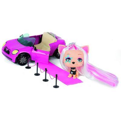 VIP Pets Gwen's Convertible Cabrio Car