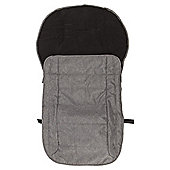 Tesco Cosytoes Foot Muff Grey