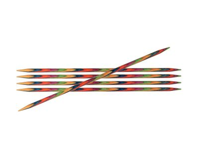 Knit Pro Symfonie Double Pointed Needles 15cm x 5mm