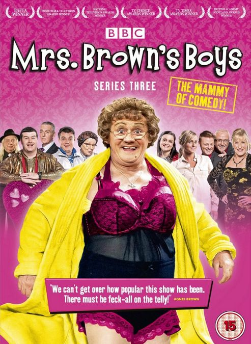 Mrs Brown's Boys: Series 3 (DVD)