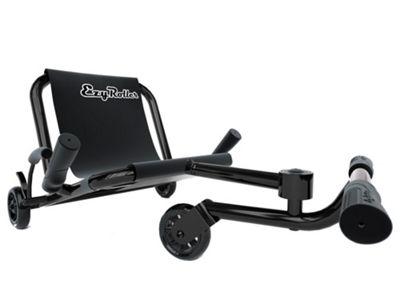Ezy Roller Classic No-Pedal Snake Kart Black