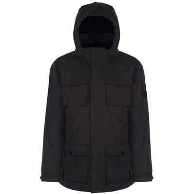 Regatta Mens Penkar Jacket Black XL