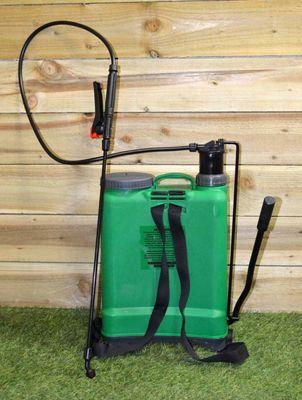 16L Knapsack Backpack Pressure Sprayer Weed Killer