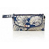 Isoki Change Mat Clutch Bag Pellegrino Blue