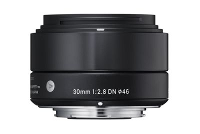 Sigma 33B965 SLR Standard lens Black camera lense
