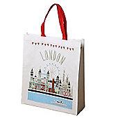 Puckator London Icons Shopping Bag