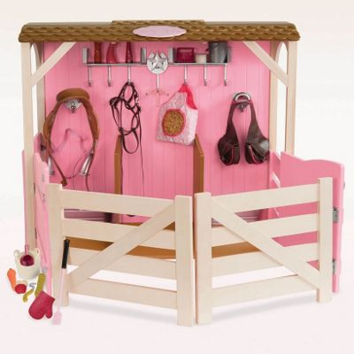 Our Generation Saddle Up Stables