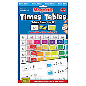 Fiesta Crafts Doowell Magnetic Times Table