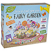 Grow & Paint Your Own Fairy Garden Kit