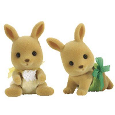 Sylvanian Families Kangaroo Twins