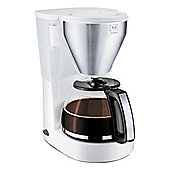 Melitta-1010-03 Easy Top Therm Coffee Filter Machine with 1.2L Capacity in White